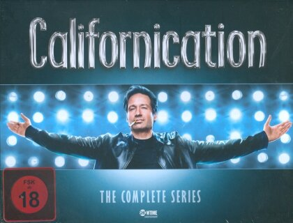 Californication - The Complete Series - Staffeln 1-7 (16 DVDs)