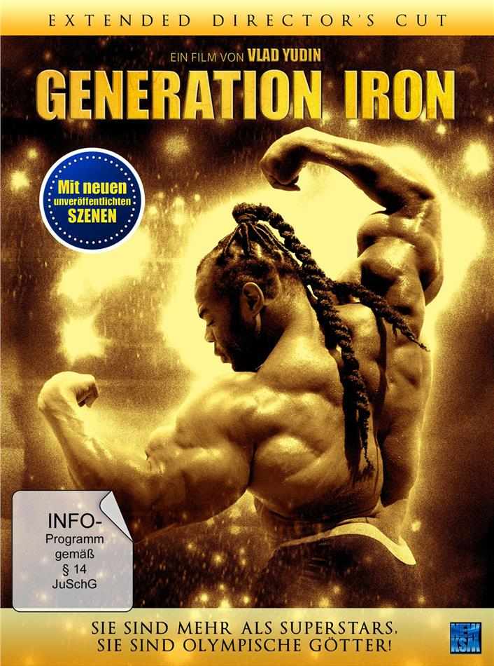 Generation Iron (2013) (Director's Cut, Extended Edition)