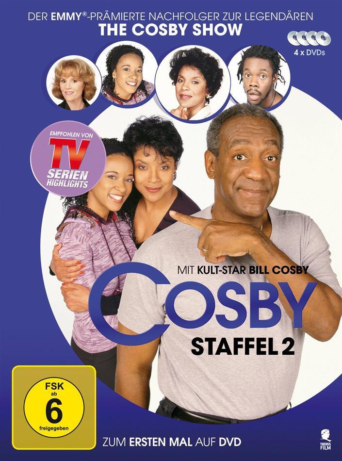 Cosby - Staffel 2 (4 DVDs)