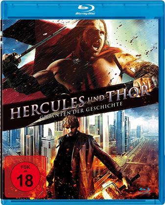 Hercules und Thor - Giganten der Geschichte (2 Blu-rays)