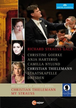 Sächsische Staatskapelle Dresden, … - Richard Strauss Gala (C Major, Unitel Classica, 2 DVDs)