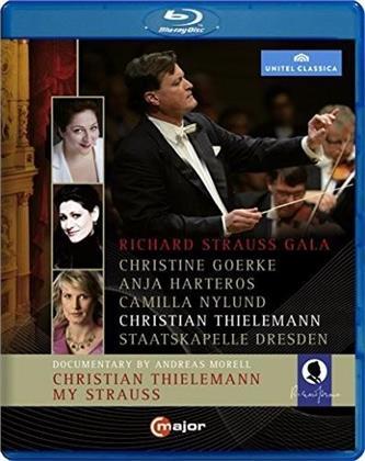 Sächsische Staatskapelle Dresden, … - Richard Strauss Gala (C Major, Unitel Classica)