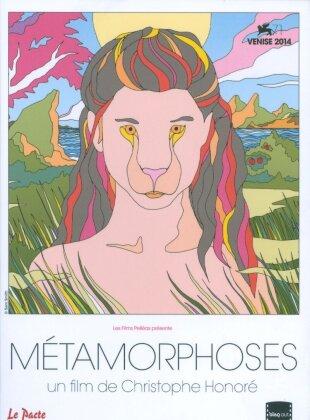 Métamorphoses (2014) (Digibook)