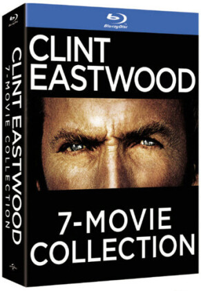 Clint Eastwood - The Universal Pictures 7-Movie Collection (7 Blu-rays)