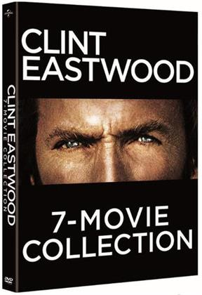 Clint Eastwood - The Universal Pictures 7-Movie Collection (4 DVDs)