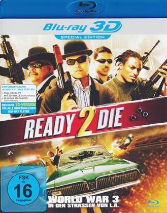 Ready 2 Die - World War 3 - In den Strassen von L.A. (2014)