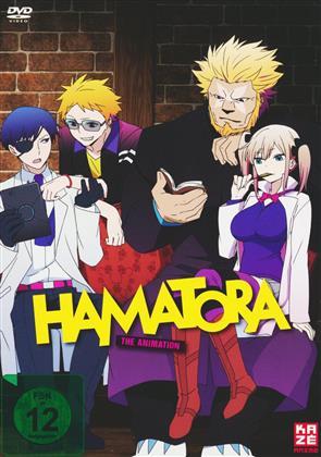 Hamatora - The Animation - Vol. 1 (+ Sammelschuber)