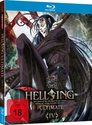 Hellsing - Ultimate OVA 4 (Digibook)