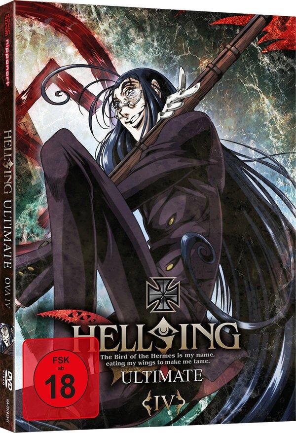 Hellsing - Ultimate OVA 4