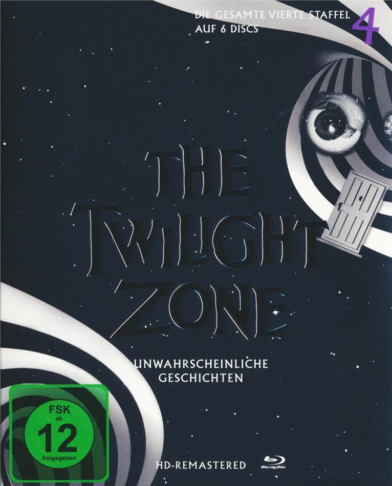 The Twilight Zone - Staffel 4 (s/w, Remastered, 6 Blu-rays)