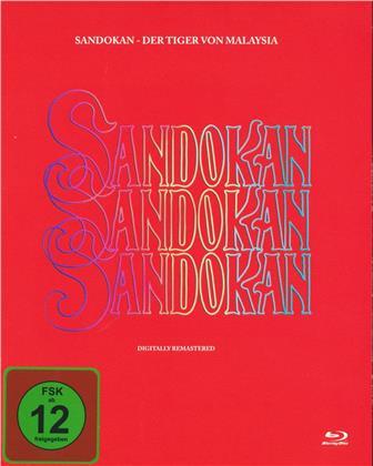 Sandokan - Der Tiger von Malaysia (1976) (Remastered, 2 Blu-rays)