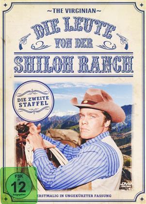 Die Leute von der Shiloh Ranch - Staffel 2 (Uncut, 5 DVDs)