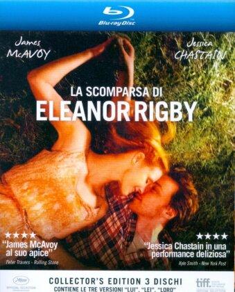 La scomparsa di Eleanor Rigby - Lui / Lei / Loro (Collector's Edition, 3 Blu-rays)