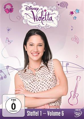 Violetta - Staffel 1.6 (2 DVDs)