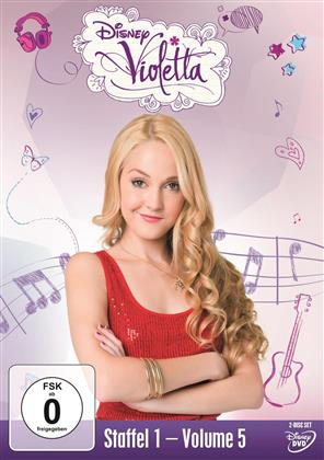 Violetta - Staffel 1.5 (2 DVDs)