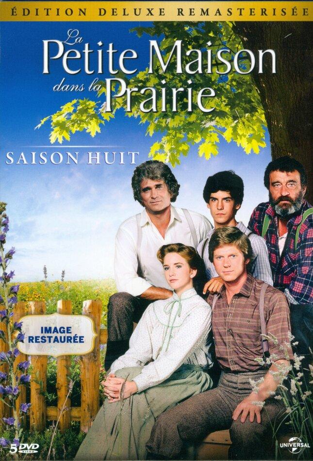 La petite maison dans la prairie - Saison 8 (Deluxe Edition, Remastered, 5 DVDs)