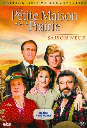 La petite maison dans la prairie - Saison 9 (Deluxe Edition, Remastered, 5 DVDs)