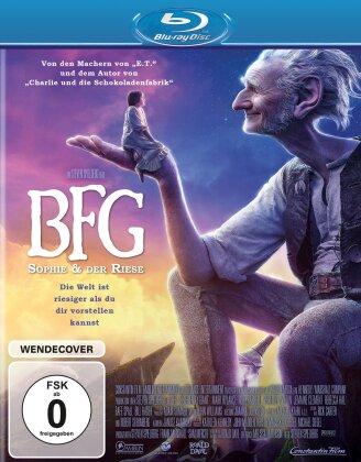 BFG - Sophie & Der Riese (2016)
