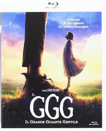 Il GGG - Il grande gigante gentile (2016)