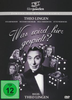Was wird hier gespielt? - (Filmjuwelen) (1940) (n/b)