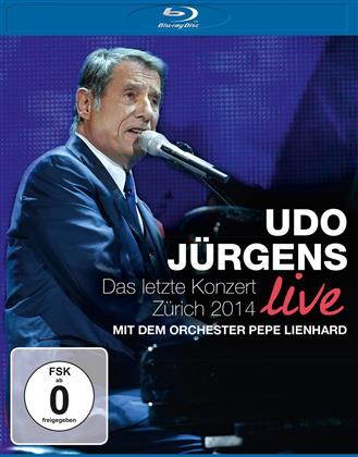 Udo Jürgens - Das letzte Konzert - Zürich 2014
