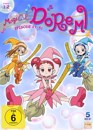 Magical Doremi - Staffel 1.2 - Episode 27-51 (5 DVDs)