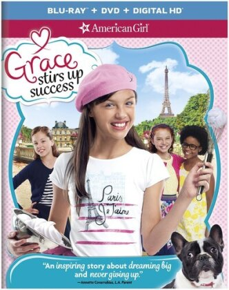 Grace Stirs Up Success - American Girl (Blu-ray + DVD)