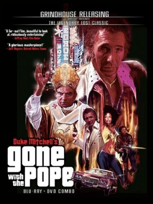 Gone with the Pope (Blu-ray + DVD)