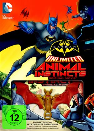Batman Unlimited: Animal Instincts - (mit exklusiver Firebat-Figur) (2015) (Limited Edition)