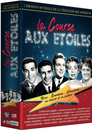 La course aux étoiles (1955) (s/w, 6 DVDs)