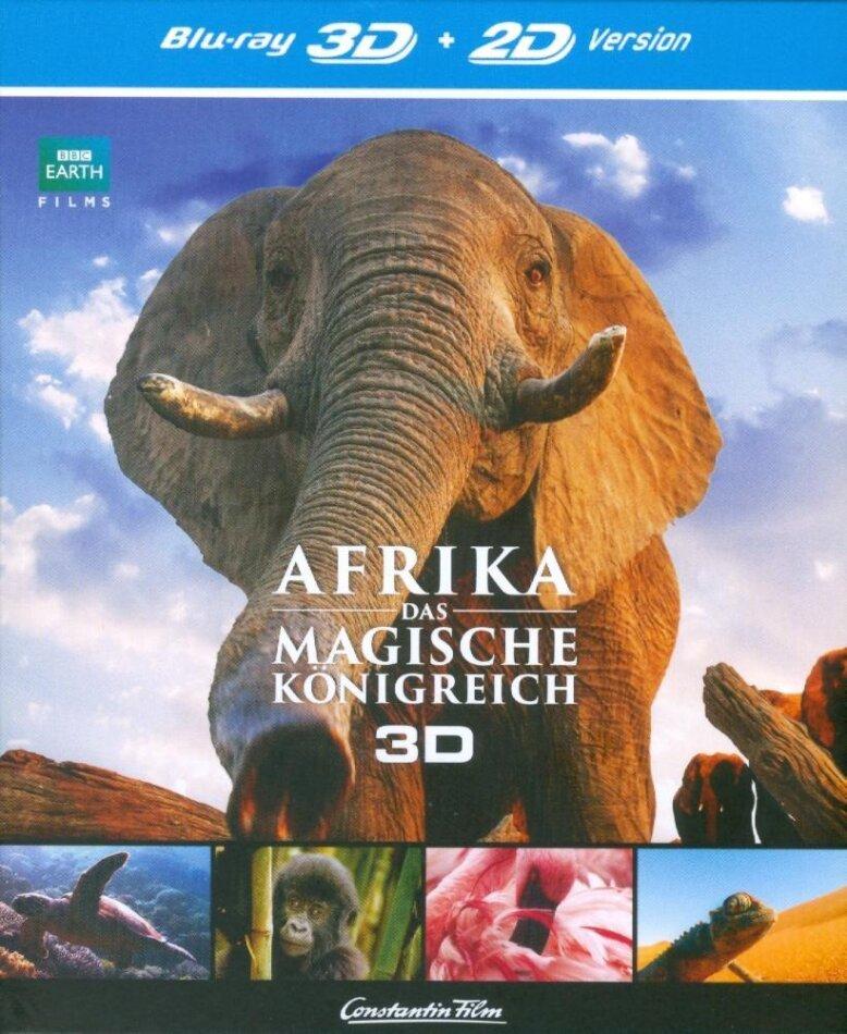 Afrika - Das Magische Königreich (2014) (BBC Earth, Blu-ray 3D + Blu-ray)