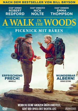A Walk in the Woods - Picknick mit Bären (2015)
