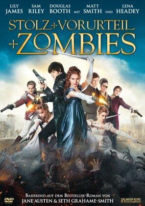 Stolz + Vorurteil + Zombies (2016)