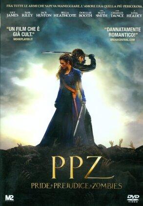 PPZ - Pride + Prejudice + Zombies (2016)