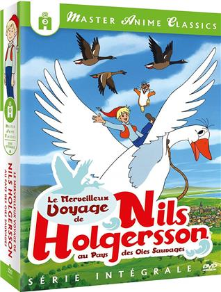 Nils Holgersson - Série Intégrale (Master Anime Classics, 7 DVD)