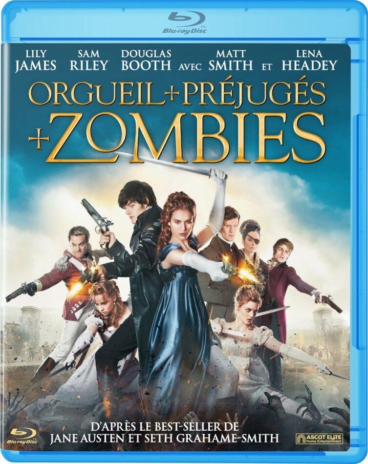 Orgueil + Préjugés + Zombies (2016)