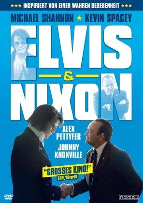 Elvis & Nixon (2015)