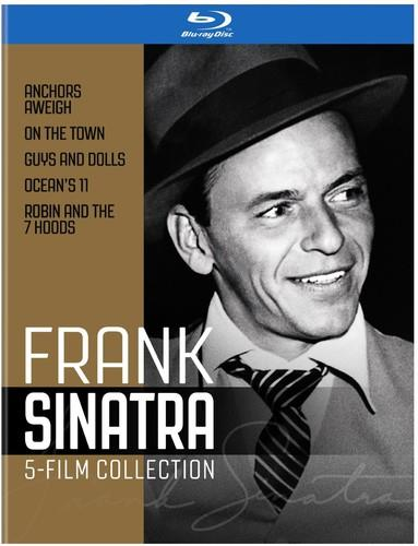 Frank Sinatra 5-Film Collection (Gift Set, 5 Blu-rays)
