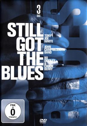 Various Artists - Still Got The Blues (Inofficial, 3 DVDs)
