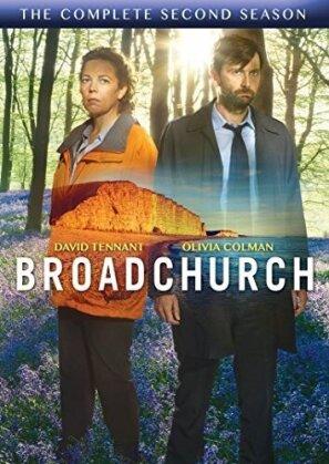 Broadchurch - Season 2 (3 DVDs)
