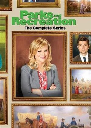 Parks & Recreation - The Complete Series (20 DVDs)