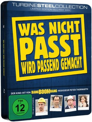 Was nicht passt, wird passend gemacht - (Turbine Steel Collection) (2002) (Limited Edition, Steelbook)
