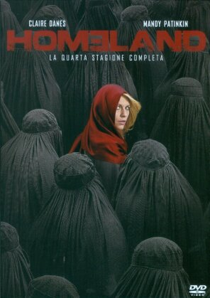 Homeland - Stagione 4 (4 DVD)