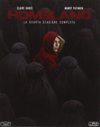 Homeland - Stagione 4 (3 Blu-rays)