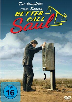 Better Call Saul - Staffel 1 (3 DVDs)