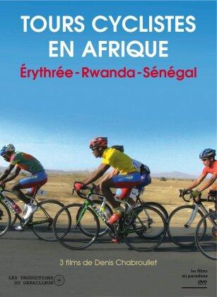 Tours cyclistes en Afrique - Érythrée-Rwanda-Sénégal