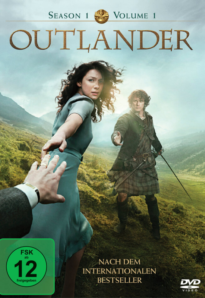 Outlander - Staffel 1.1 (3 DVDs)