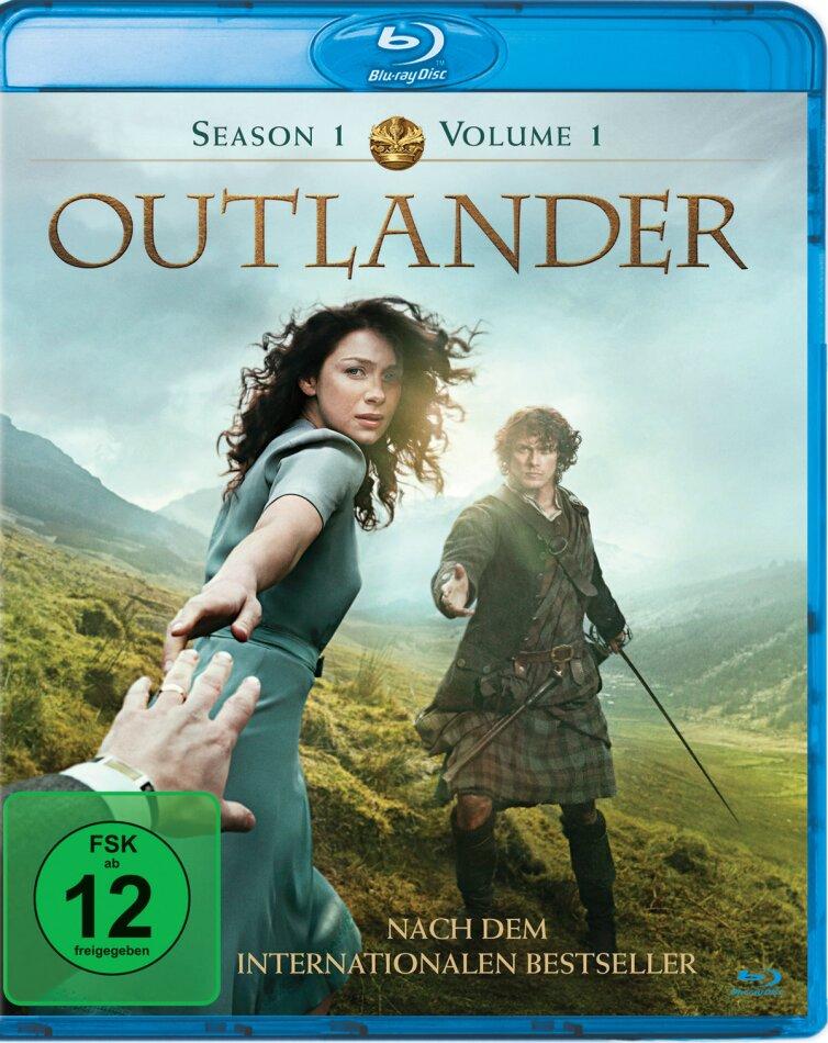 Outlander - Staffel 1.1 (2 Blu-rays)