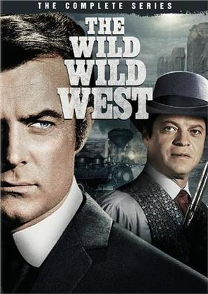 The Wild Wild West - The Complete Series (26 DVDs)