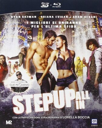 Step Up 5 - All In (2014) (Blu-ray 3D + Blu-ray)